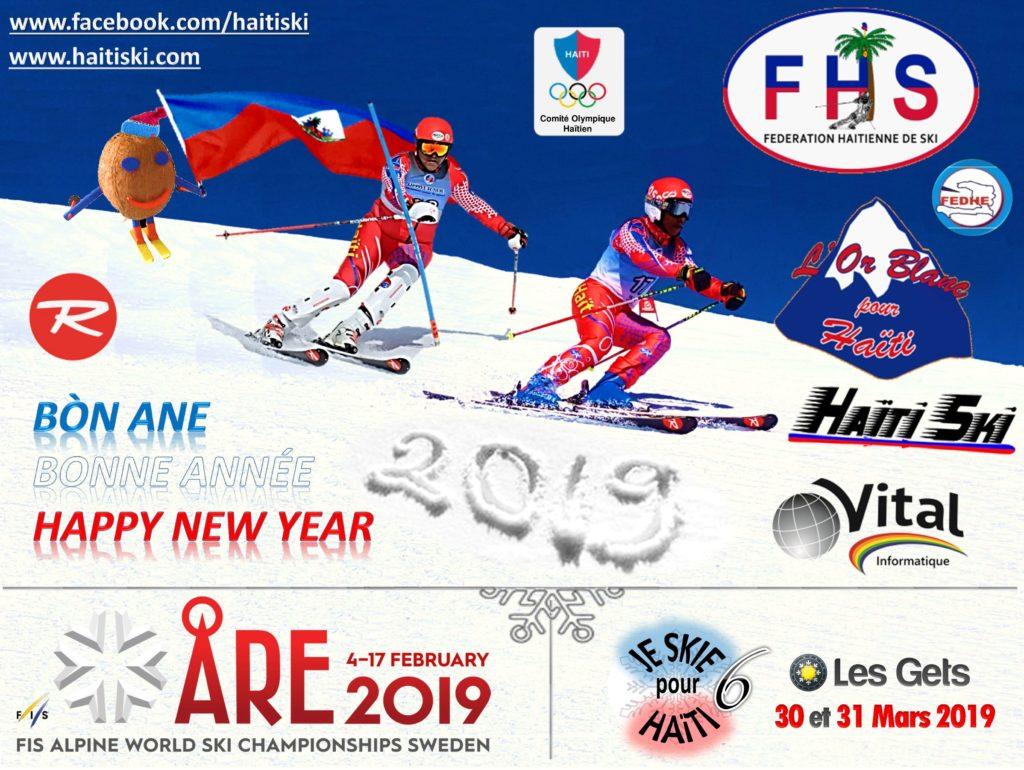20190101 Bonne Année Haiti